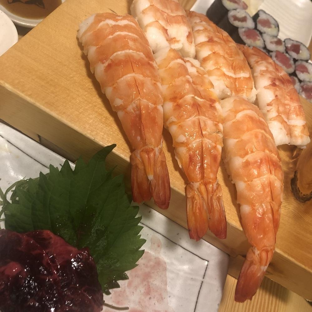 お寿司 🍣の写メ日記